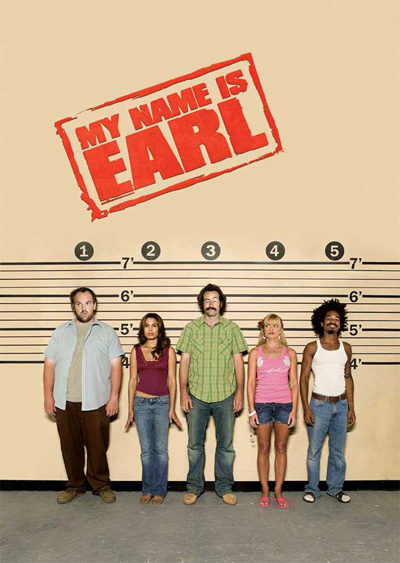 Сериал Меня зовут Эрл / My Name Is Earl новый сезон