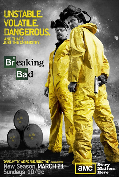 Сериал Во все тяжкие / Breaking Bad новый сезон