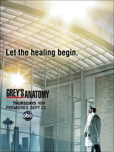 Сериал Анатомия страсти / Grey's Anatomy 8 сезон 1 серия